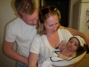 Familjen Svensson Byheden