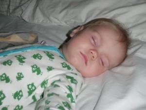 God natt och sov så gott!
