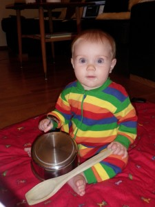 Ny friserad trummis