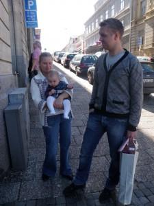 Alice, Jessica och Mattias