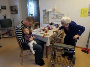 Fruktfika hos gammelfarmor