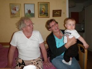 Alice, farmor och Alice