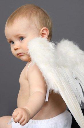 En ängel