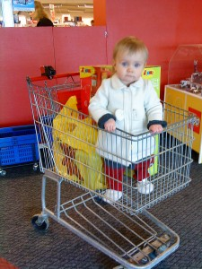 Shoppingbrud