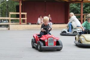 En raceförare