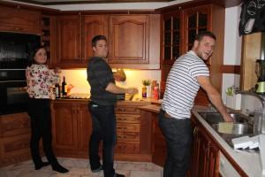 Glada kockar
