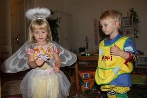 En fe och Pippi