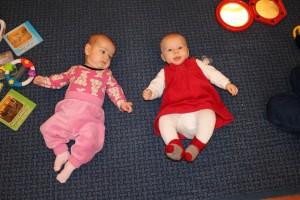 Linnea och Astrid