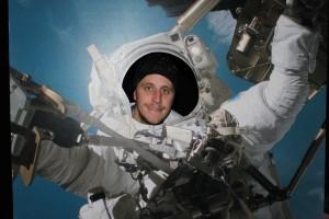 Stor astronaut