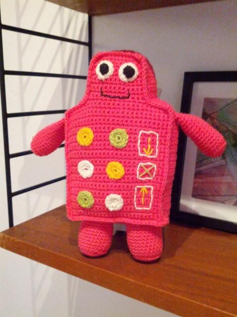 Sonias robot